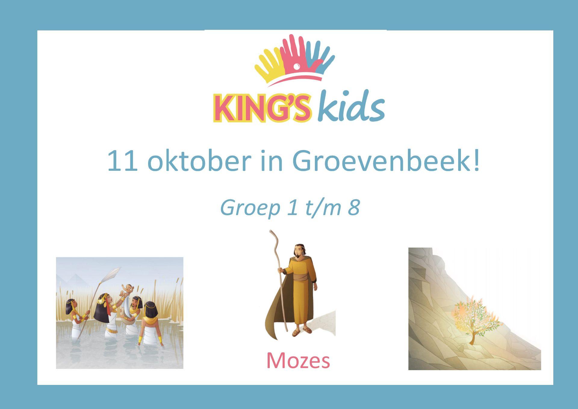 King's Kids Kinderdienst 11 oktober
