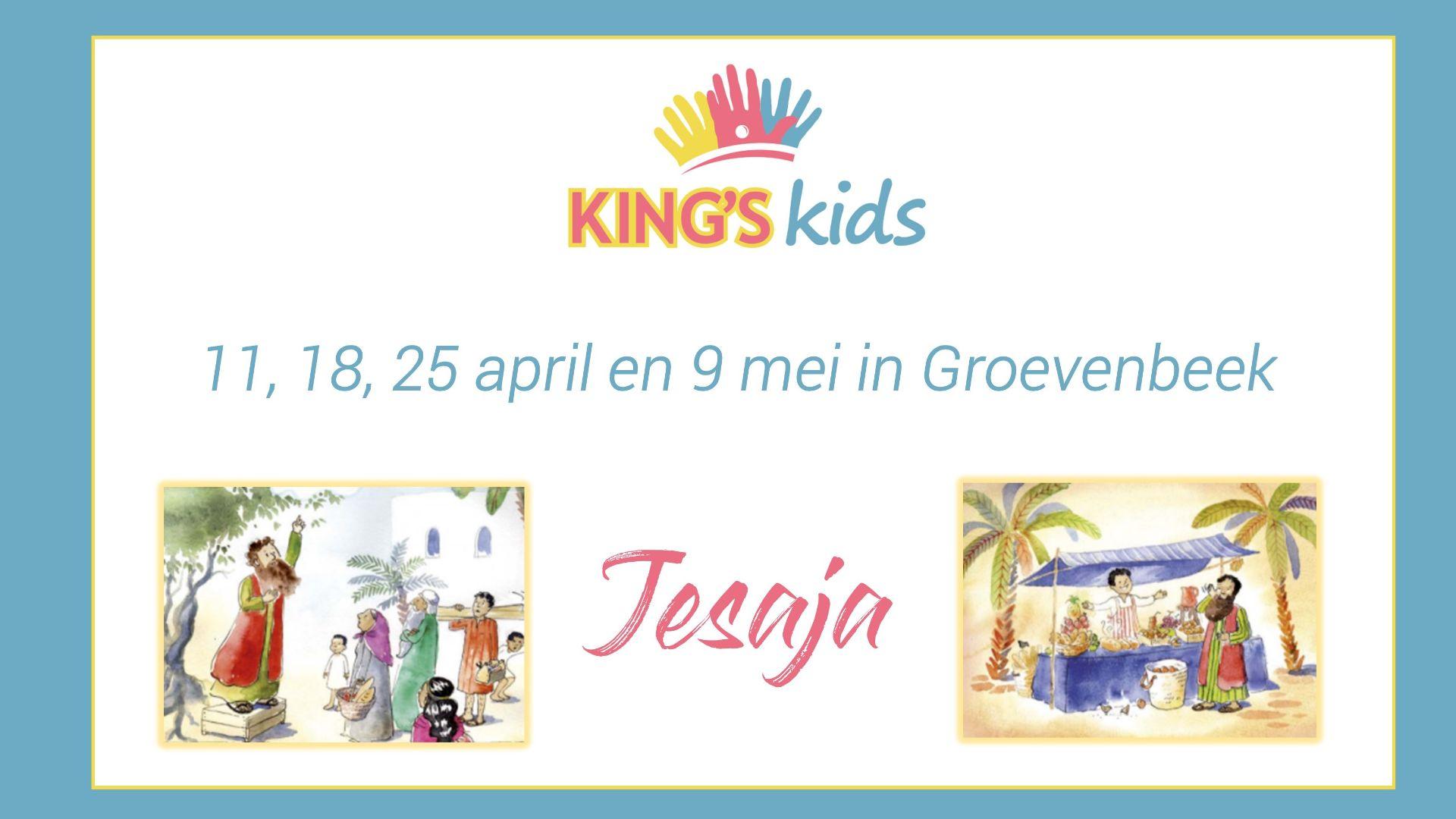 Thema Kings Kids dit voorjaar
