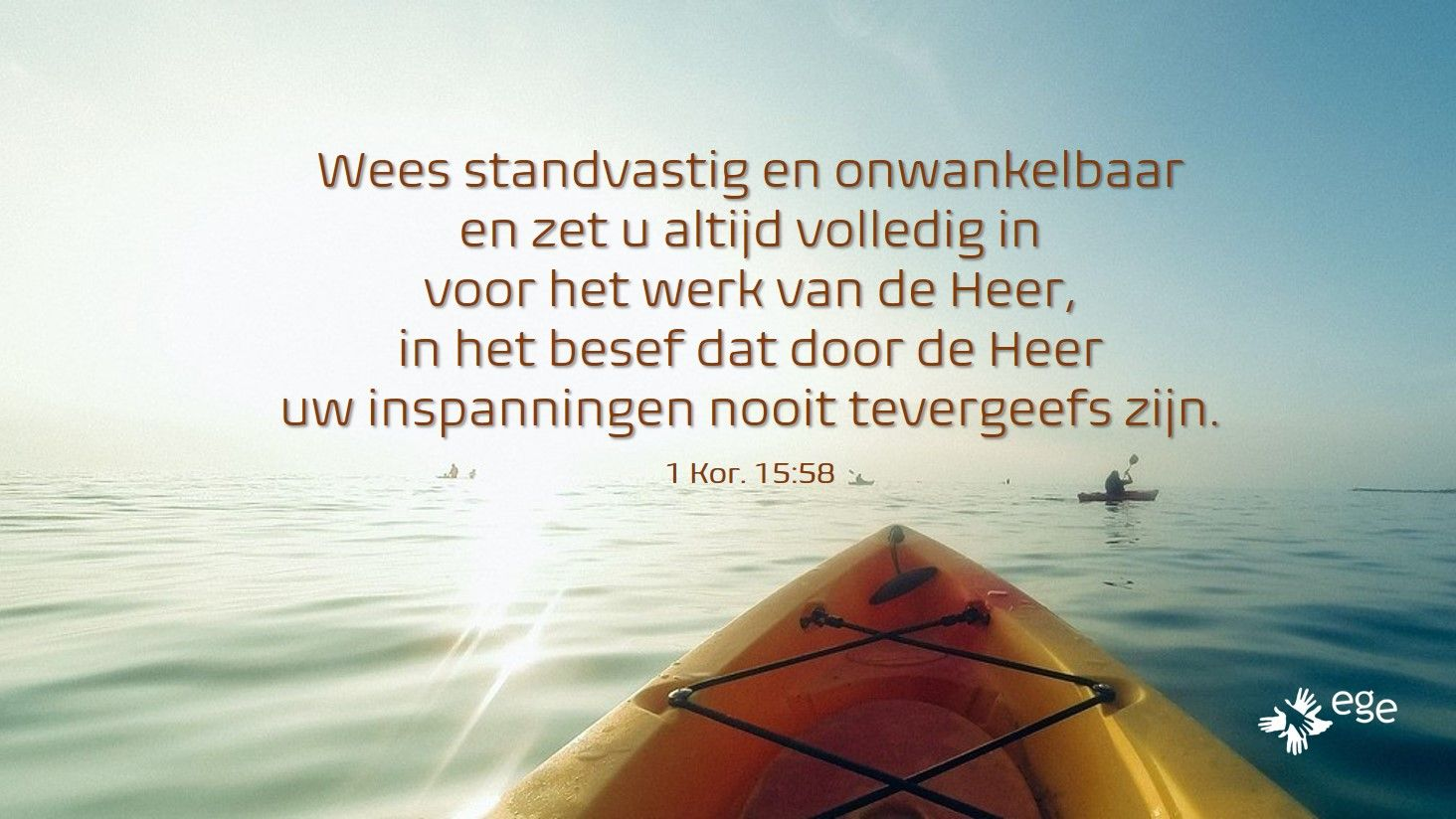 Tekst van de Week 15 december 2019