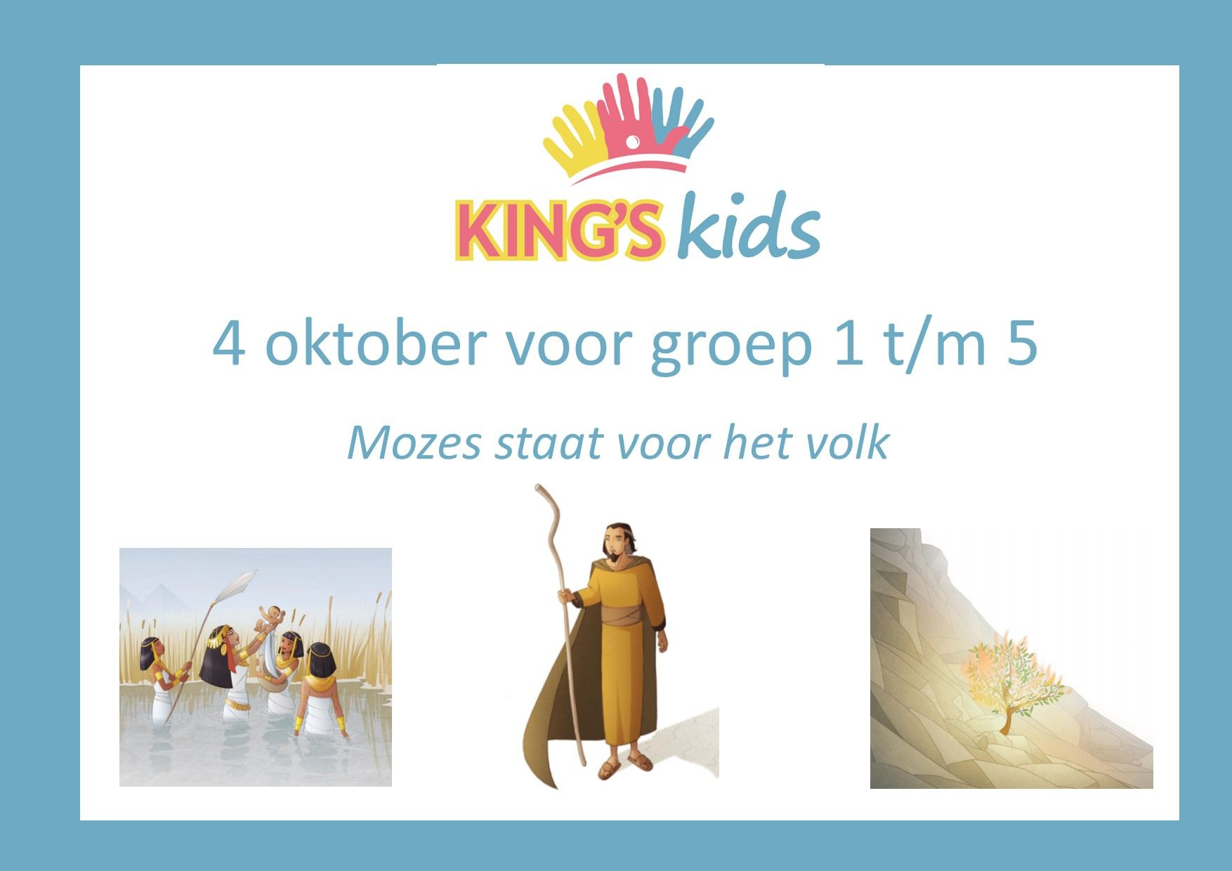 King's Kids Kinderdienst 4 oktober