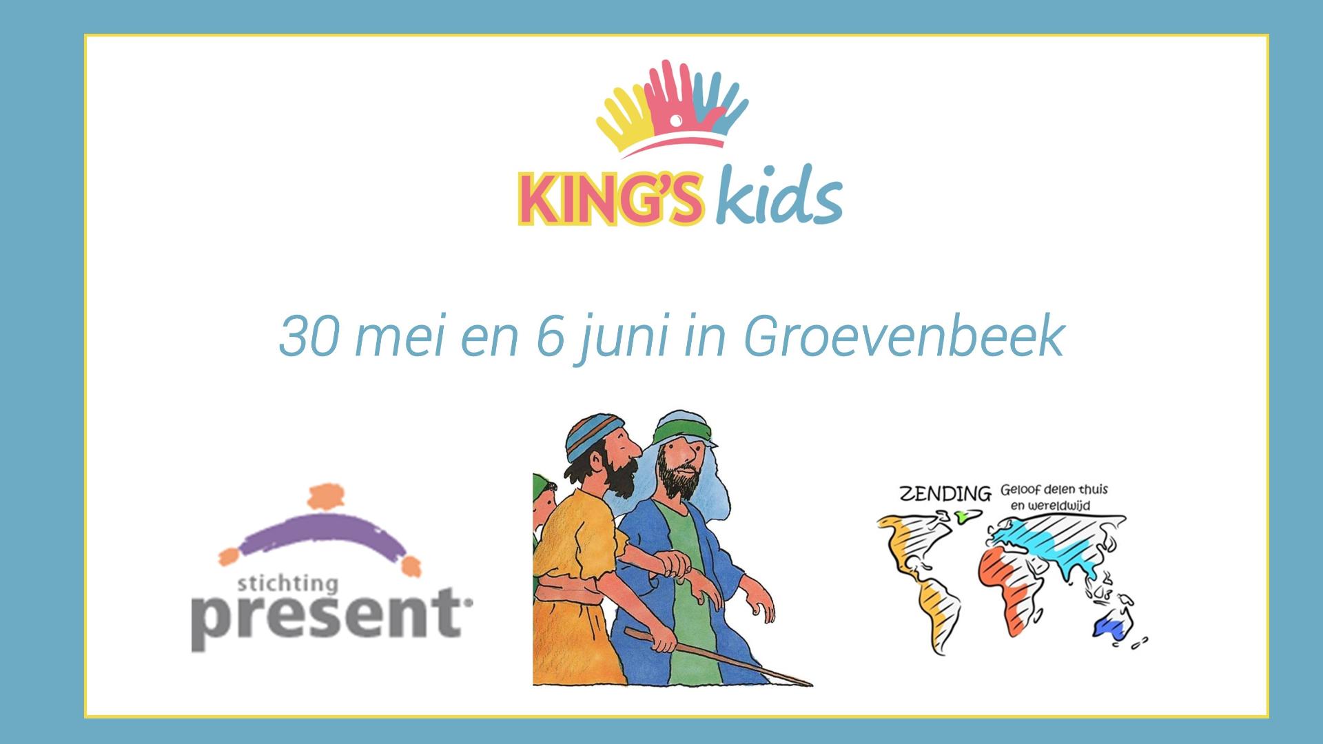 Kings Kids Kinderdienst