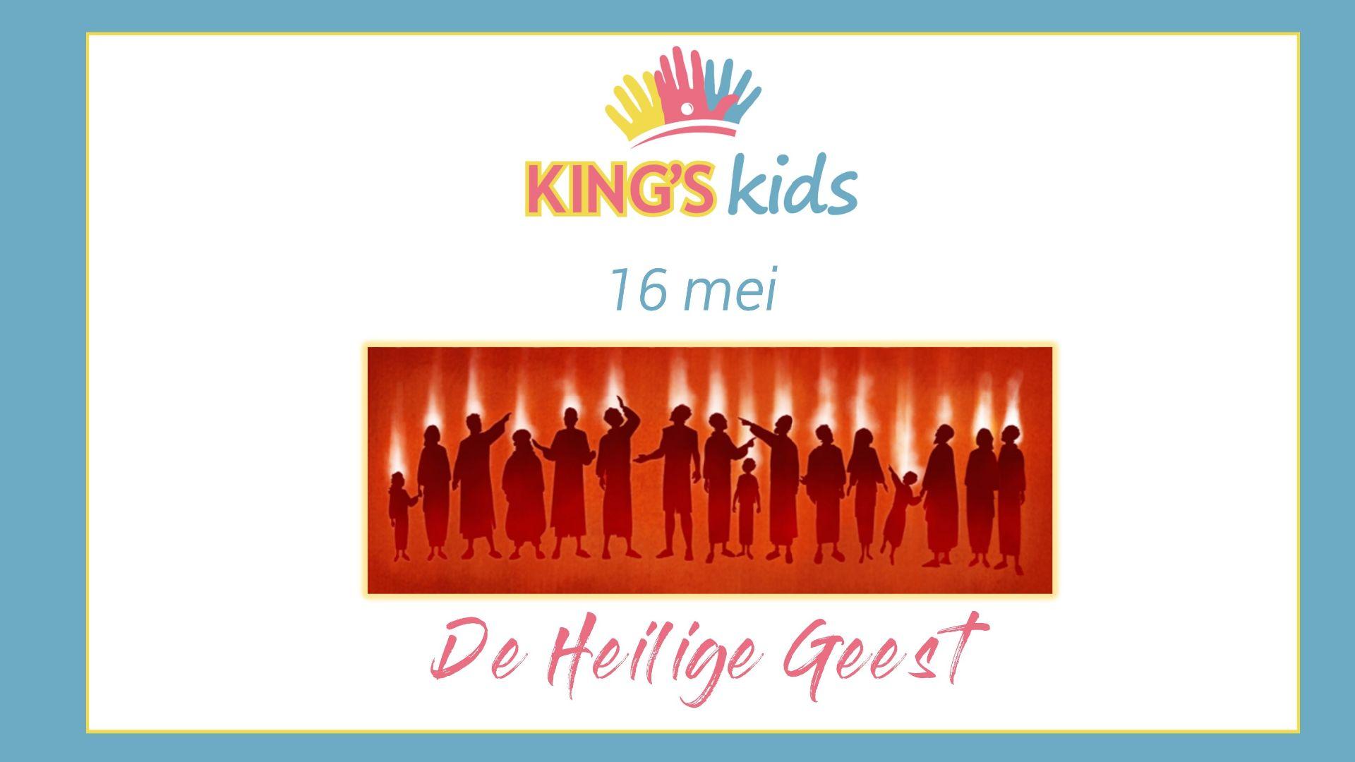 KING'S kids zondag 16 mei