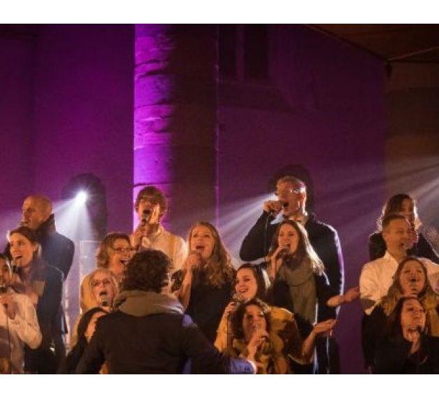Kerstconcert Charis Music in Ermelo