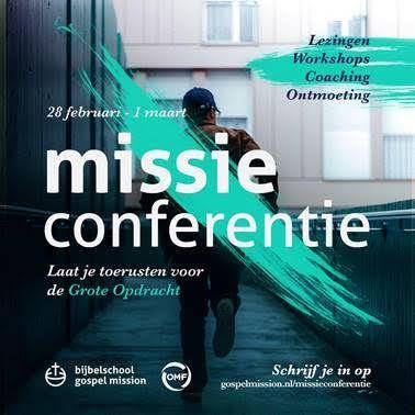 Missie Conferentie 2020